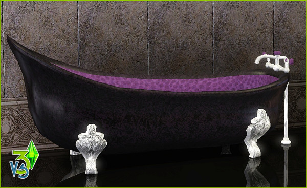LAVELLE TRUFFLE BATHROOM (bathtub)