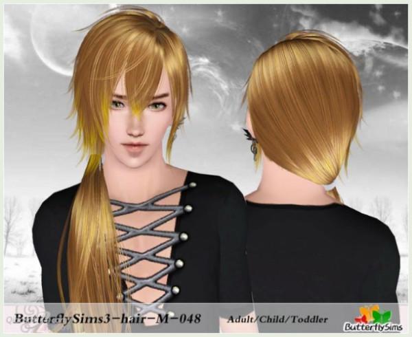 BFS-M-Hair048 (request)