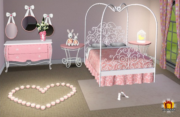 Raon Bedroomset1 (request)