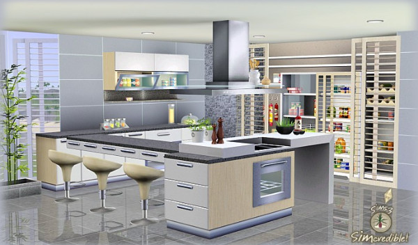 FORM & FUNCTION Kitchen+Pantry (request)