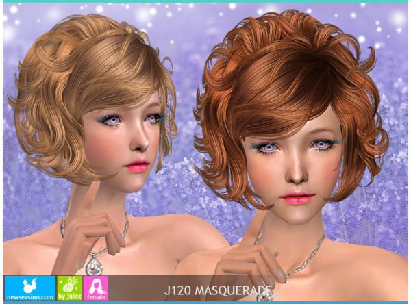 S2 J120 Masquerade