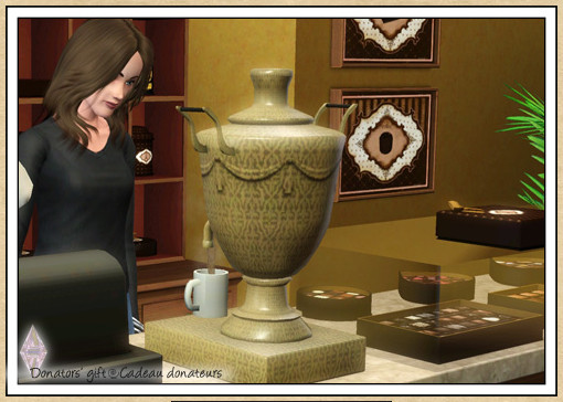 ATS Samovar (coffee machine)