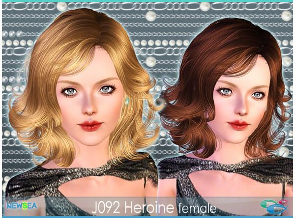 Newsea J092 Heroine f