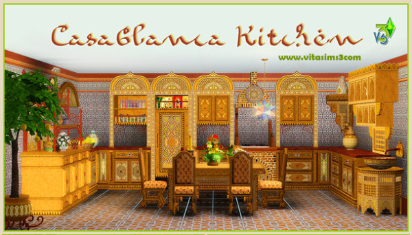 CASABLANCA KITCHEN (request) (updated)