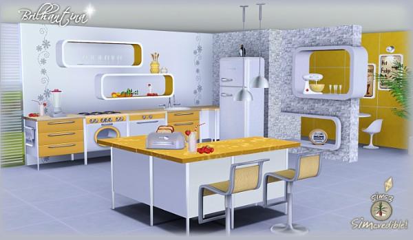 BRILHANTINA Kitchen (request)