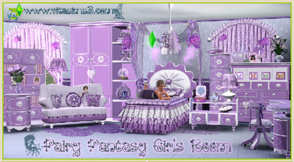 FAIRY FANTASY GIRLS ROOM (request) (updated)