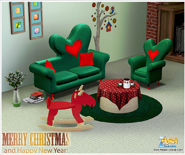 Living room #000842