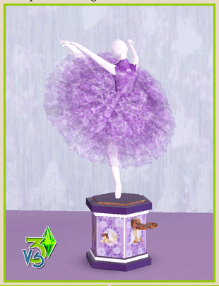 Ballerina music box gift (updated)