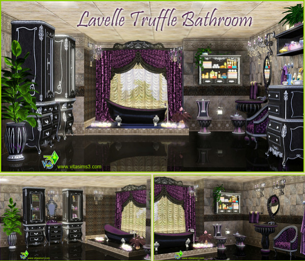 LAVELLE TRUFFLE BATHROOM (request)