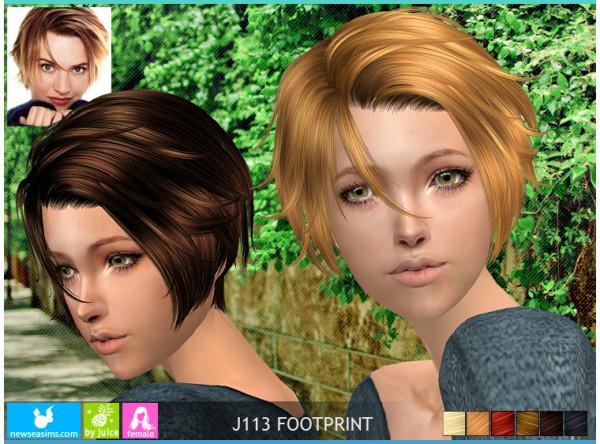 S2 J113 FootPrint