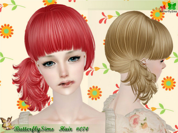 S2 Hairstyle074