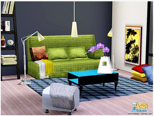 Living room #000875