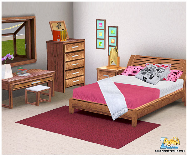 Bedroom #000898