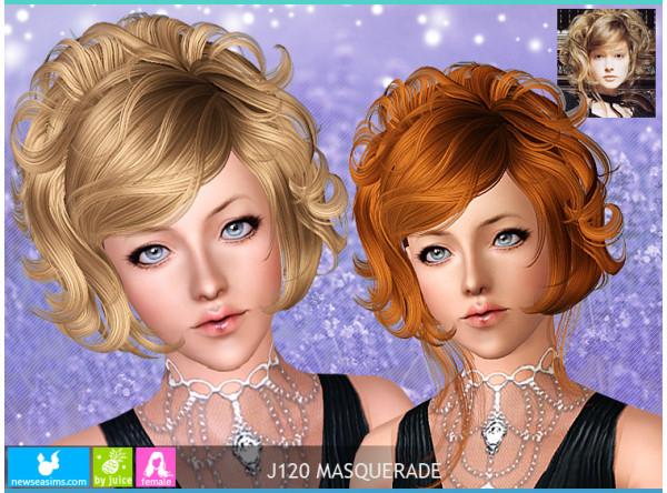 Newsea J120 Masquerade