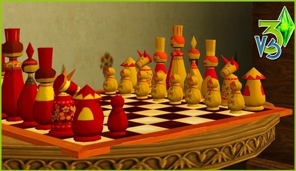 Russian Chess gift (updated)