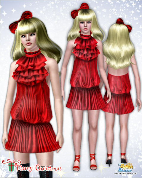 Peggy #000882 – Formal