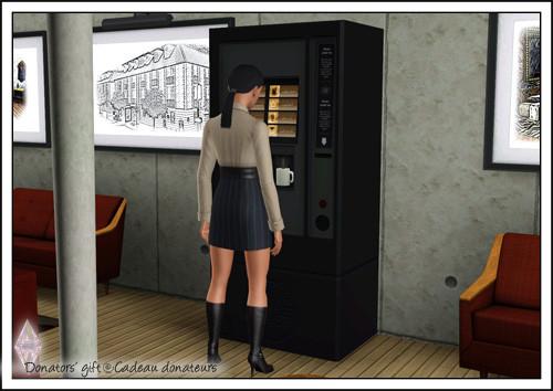 ATS Coffee Machine