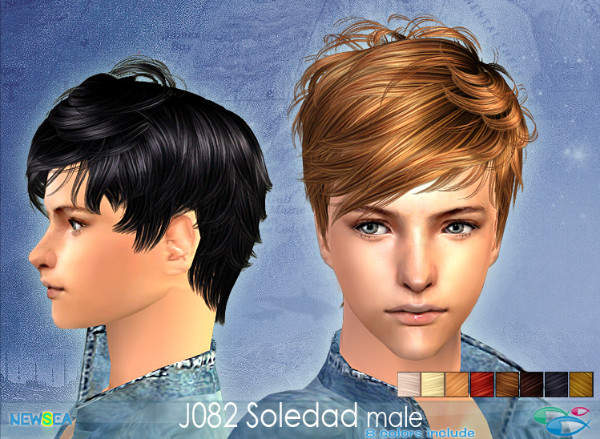 S2 J082 Soledad male (request)