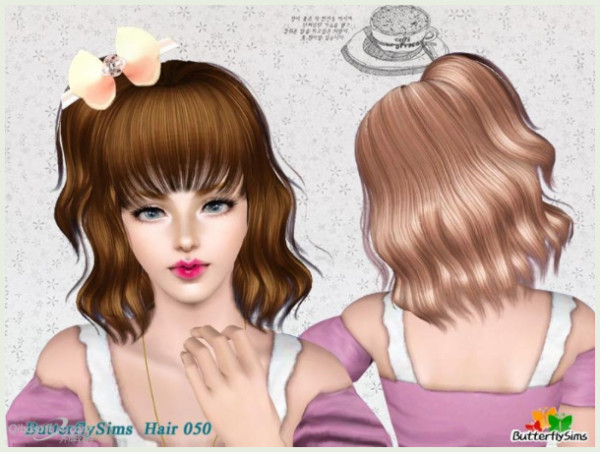 BFS-F-Hair050 (request)