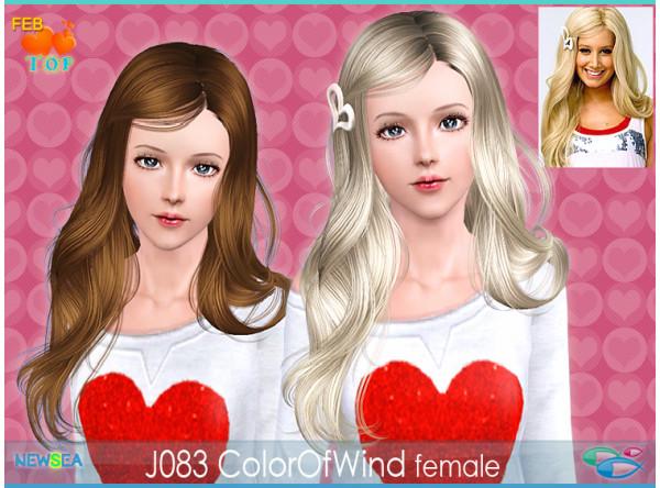 Newsea J083 ColorOfWind f (request)