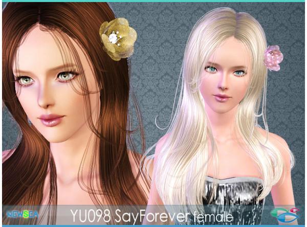 Newsea YU098 SayForever f