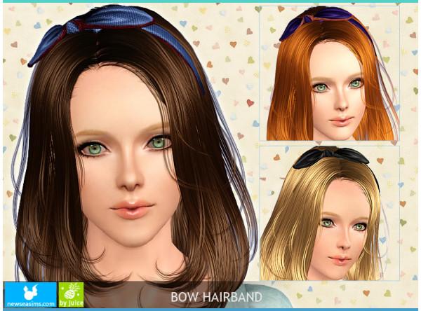 Newsea Acc039J Bow Hairband