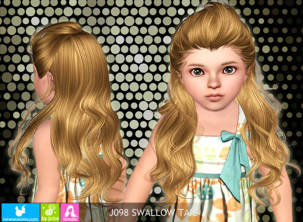 Newsea J098 Swallow Tail Toddler (request)