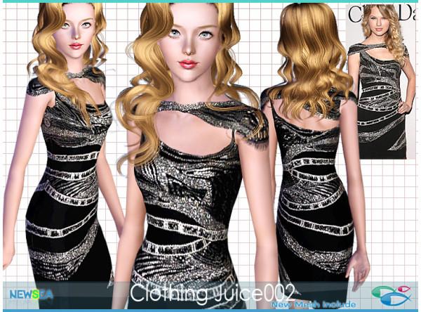 Newsea Clothing J002f (request)