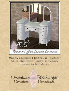 ATS Vanityfundraiser (request)