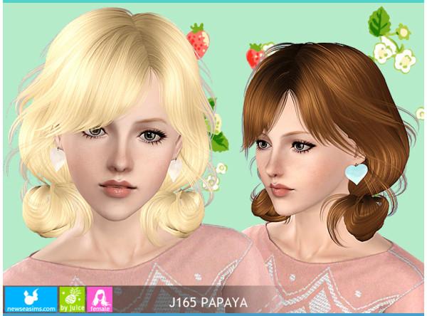 Newsea J165 PAPAYA