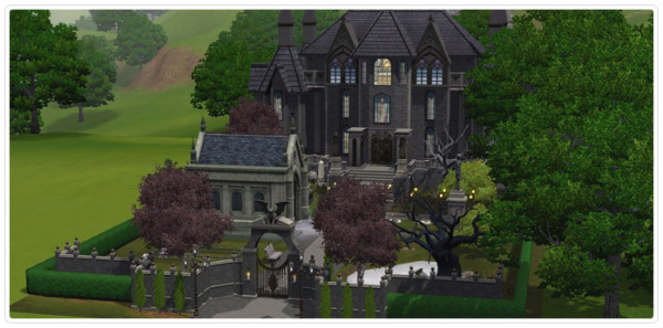 Grim's Ghastly Manor (untouched-request)