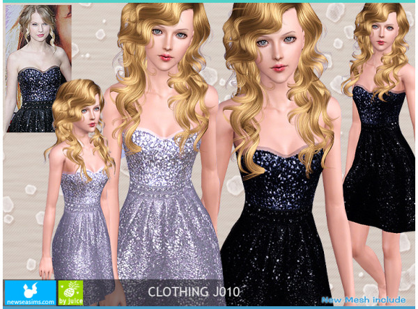 Newsea Clothing J010