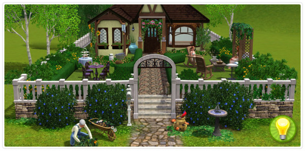 Quaint Cottage Collection (untouched-request)