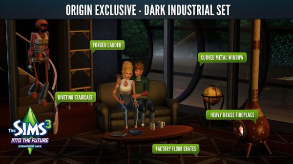 Origin Order Bonus: The Dark Industrial Set (untouched-request)