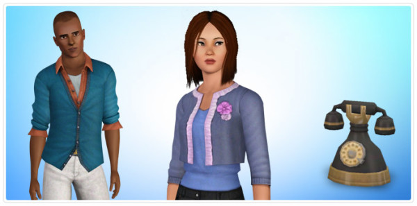 TS3 Generations Registration Gifts (untouched-request)