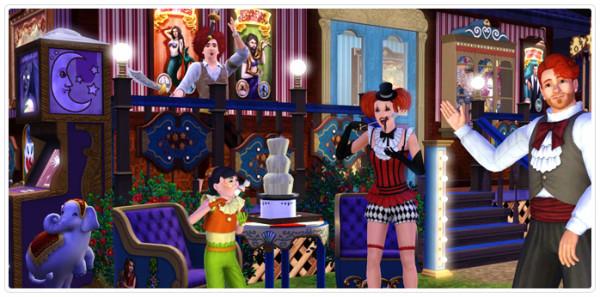 Le Cirque Celebration! (untouched-request)