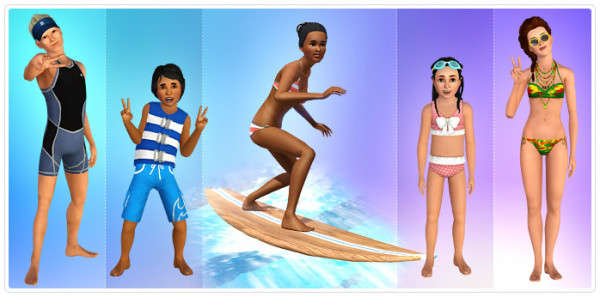 Surf's Up Sun and Fun Collection (untouched-request)