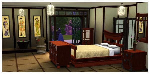 Imperial Bedroom Zen (untouched-request)