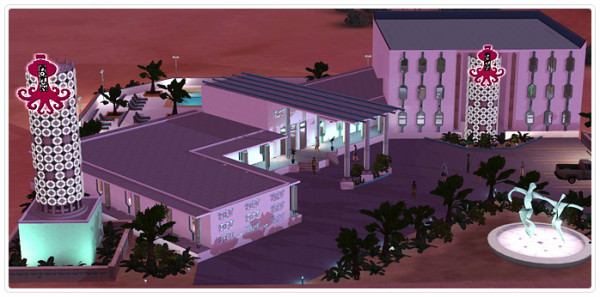 The Lucky Simoleon Casino (untouched-request)