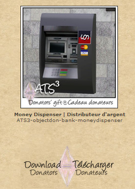 ATS Money Dispenser (request)