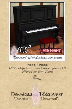 ATS Piano (request)