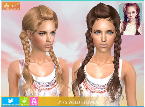 S2 J175 WEED FLOWER