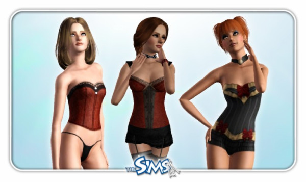 Corsets Pack