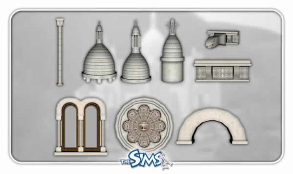 Basilica Set