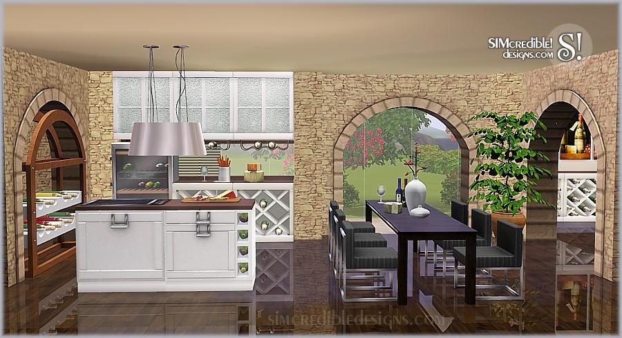 FINE FLAVORS Kitchen/Dining