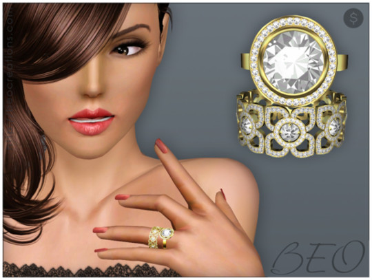 DIAMOND RINGS SET (request)