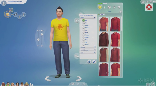 TS4: How To Create Your Perfect Sim