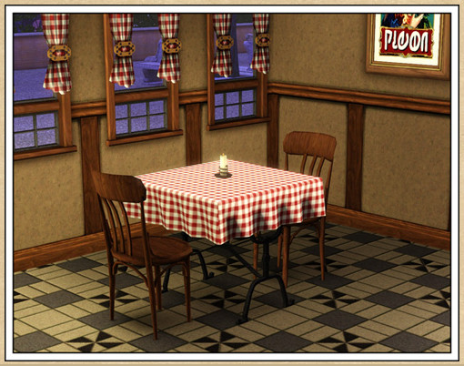 ATS Bistrot Full Set (request)
