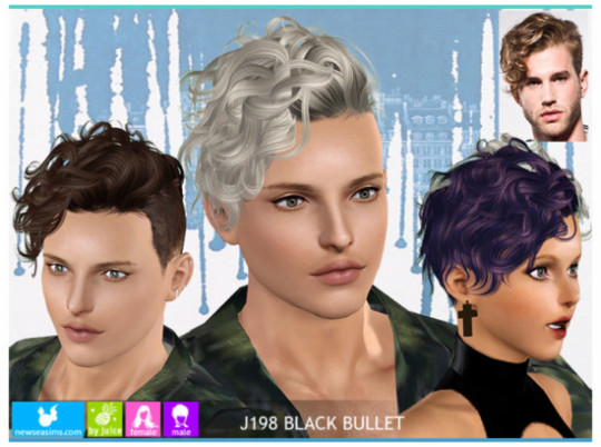 Newsea J198 BLACK BULLET