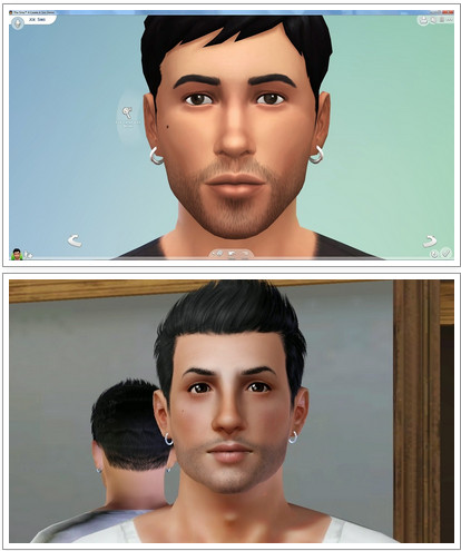 TS4: Another example of the power of CAS